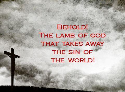 Behold the lamb jerusalem baptist church